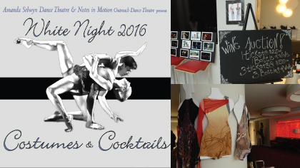 White Night 2016 — Costumes and Cocktails