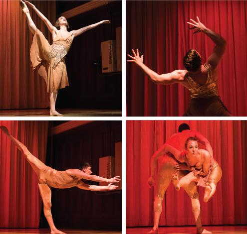Amanda Selwyn Dance Theatre performance at PS 78, Bronx