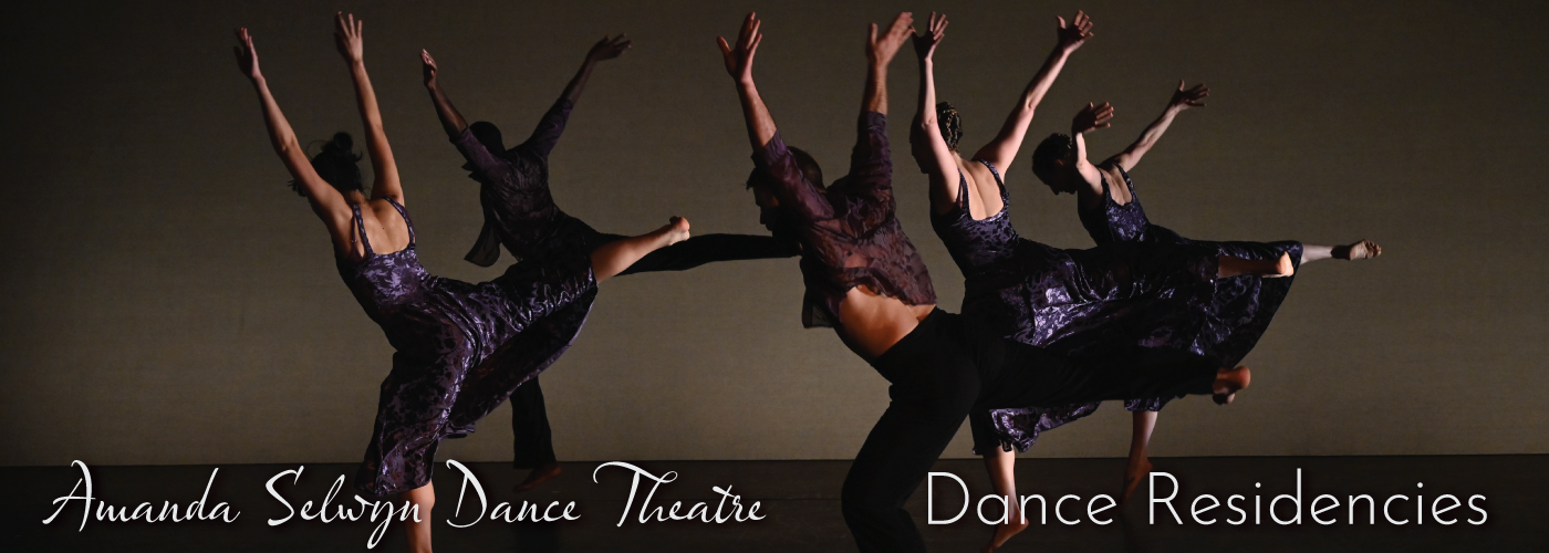 Dance Residencies for Colleges and Professional Dancers